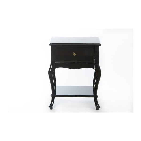 Szafka Purl Black, 44x33x60 cm