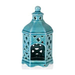 Lampion ceramiczny Turquoise