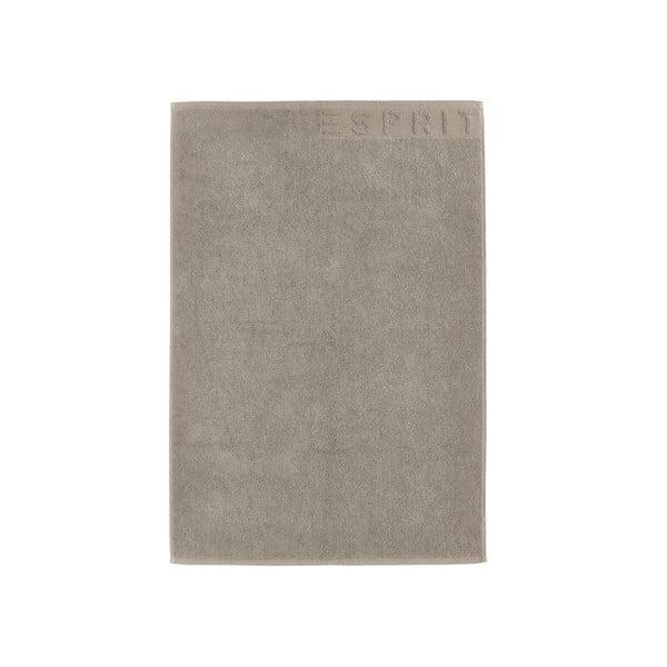 Dywanik łazienkowy Esprit Solid 60x90 cm, jasnobrązowy