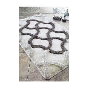 Dywanik łazienkowy Hermos Grey, 60x100 cm