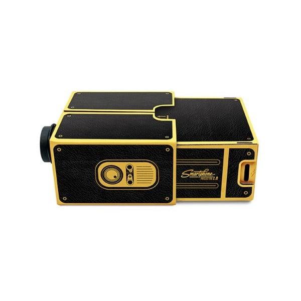 Projektor filmów i zdjęć ze smartphona Gold