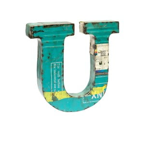 Litera Alfabeto U