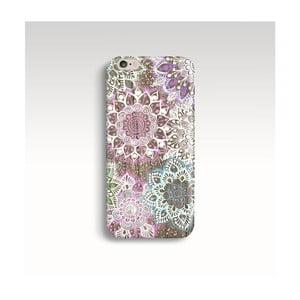 Etui na telefon Wood Mandala Color na iPhone 6/6S