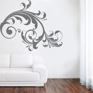 Naklejka dekoracyjna na ścianę Floral