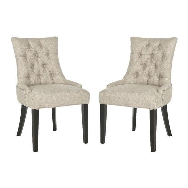 Zestaw 2 krzeseł Alice