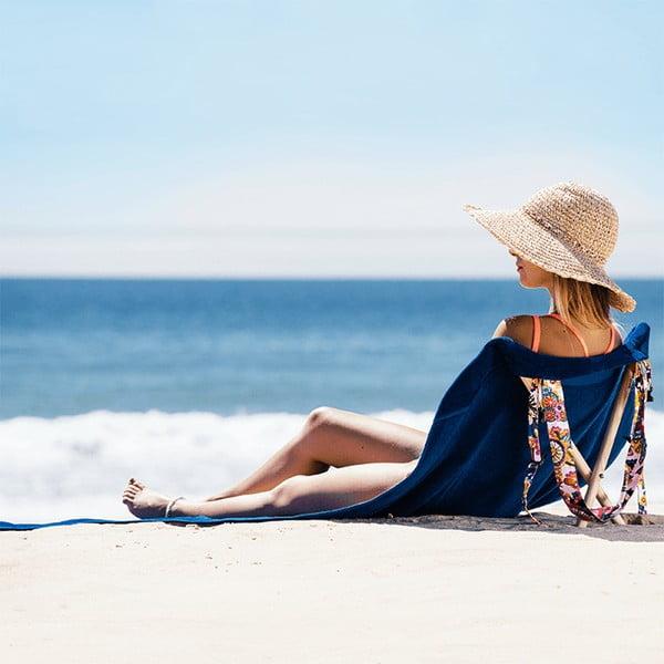 Leżak i ręcznik plażowy w jednymSun Seat Atlantic Jungle