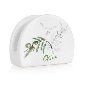 Ceramiczny serwetnik Banquet Olives