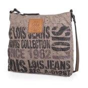 Beżowa, mała torba Lios Shoulder Bag