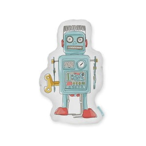 Poduszka Little Nice Things Vintage Robot