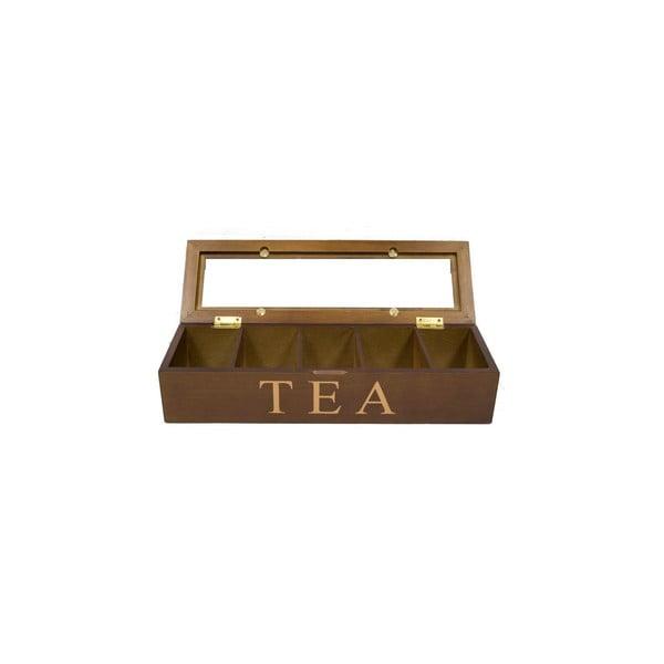 Pojemnik na herbatę Patina
