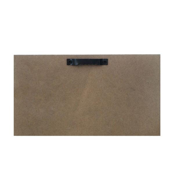 Drewniany obraz Whisk Me Away, 25x30 cm