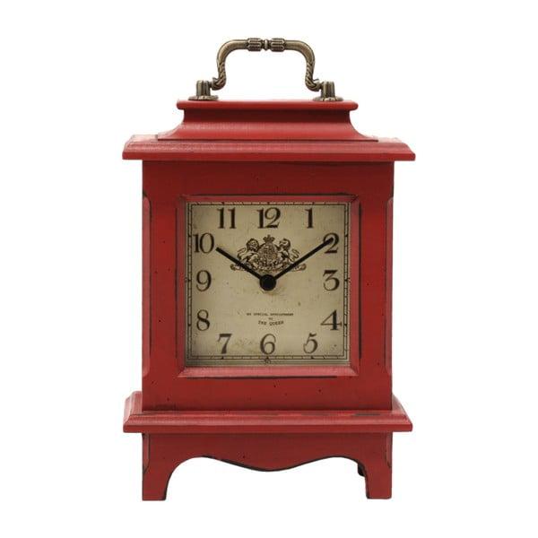 Zegar stołowy Retro Red