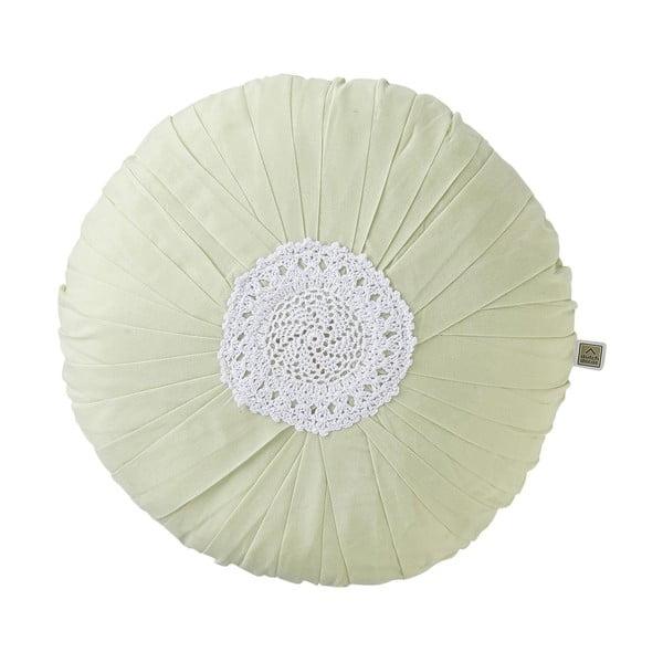 Poduszka Yasmina 40 cm, jasnozielona