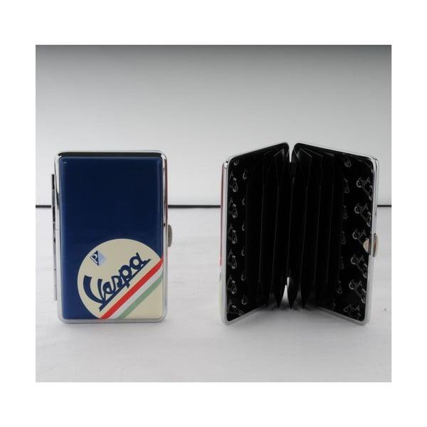 Etui na karty i wizytówki Vespa Blue
