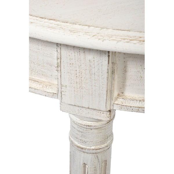 Stół do jadalni Jolipa White, 100 cm