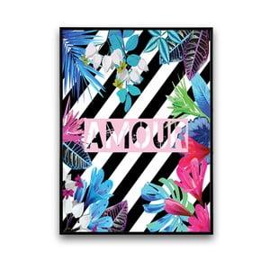 Plakat Amour, 30 x 40 cm