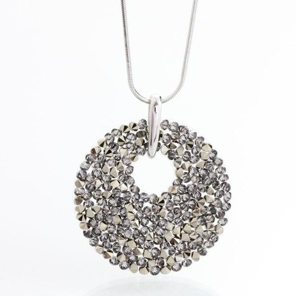 Naszyjnik z kryształami Swarovski Elements Laura Bruni Miglid