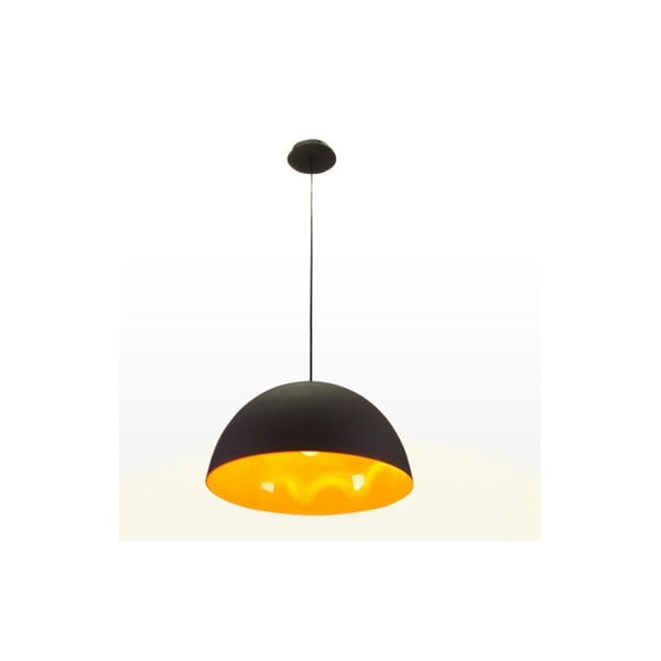 Lampa sufitowa Outside Black/Orange