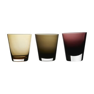 Zestaw 6 szklanek Verres