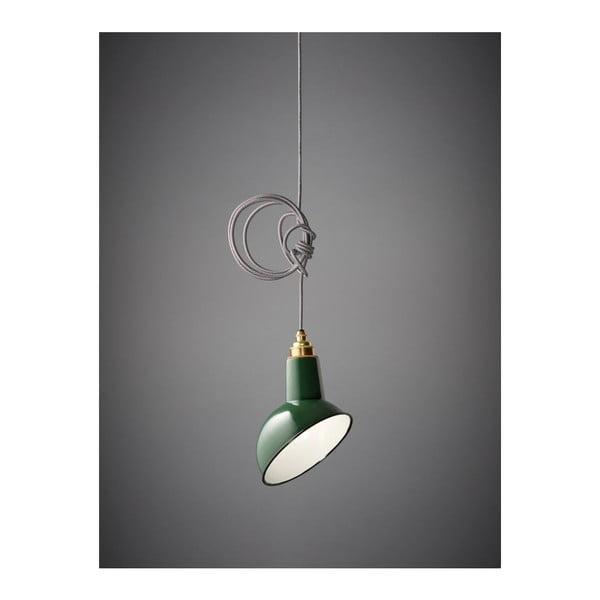 Klosz Miniature Angled Cloche Green