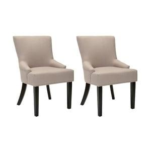 Zestaw 2 krzeseł Safavieh Sawyer