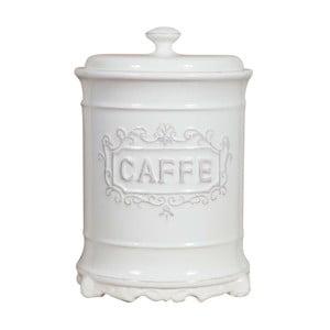 Biały pojemnik ceramiczny na kawę Crido Consulting Cuisine Léontine