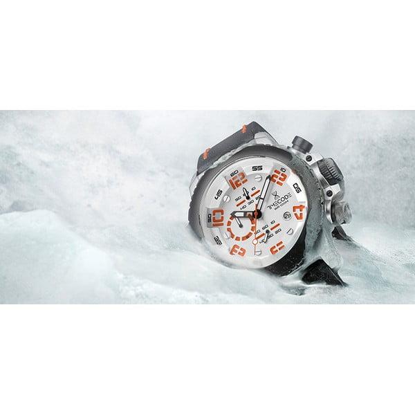 Zegarek męski Everest 1953, Metallic/White