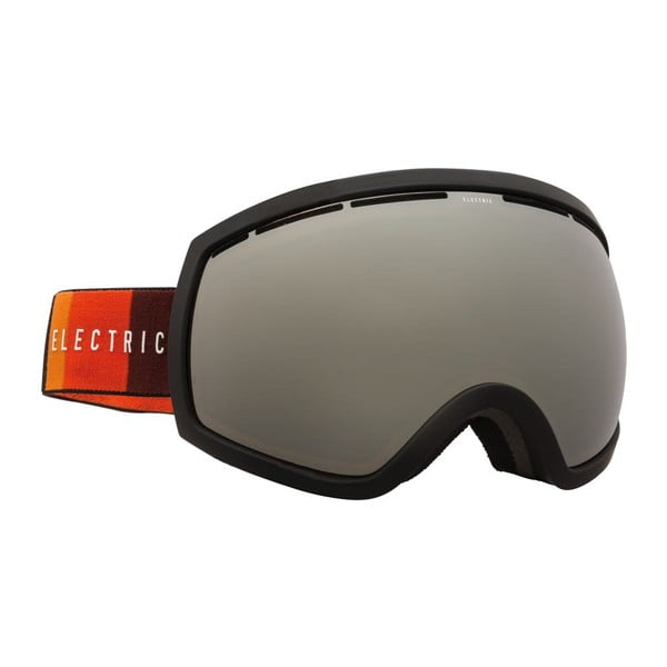Gogle męskie Electric EG2 Orange Black - Bronze Silver, roz. L