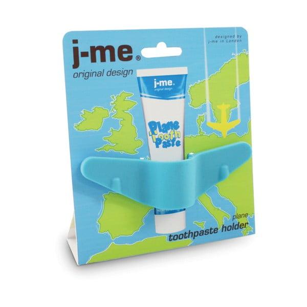 Niebieski Stojak na zubní pastu J-Me Plane