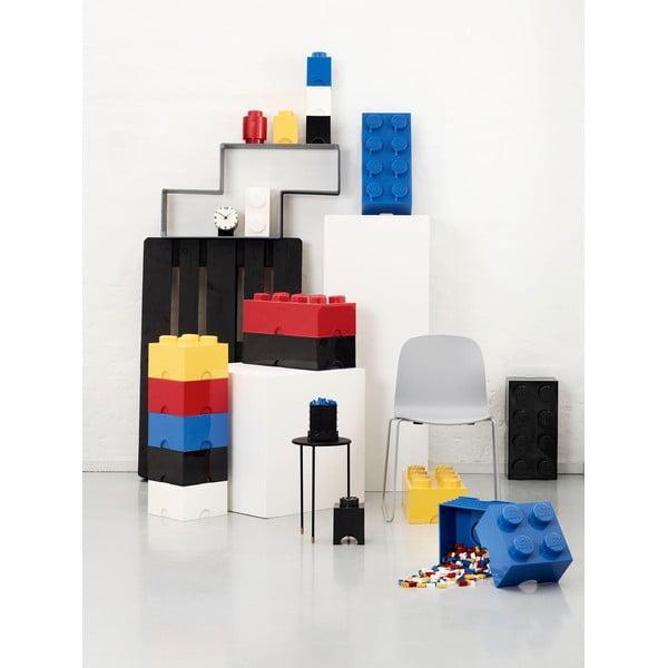 Biały pojemnik podwójny LEGO®