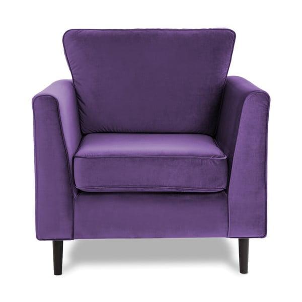 Fotel VIVONITA Portobello Purple