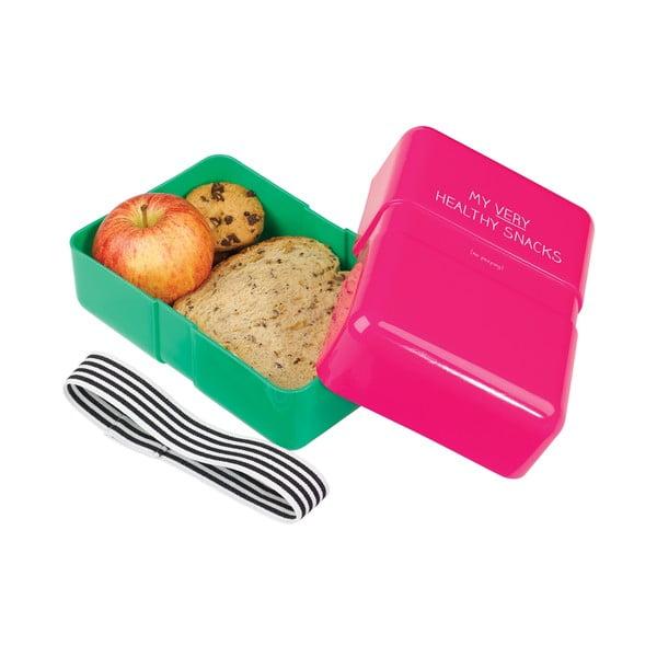 Pudełko śniadaniowe Happy Jackson Healthy Snack