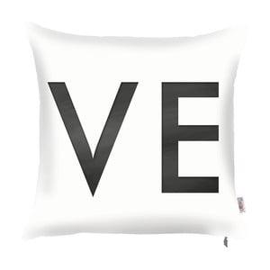 Biała poszewka na poduszkę Apolena Ve, 43x43 cm