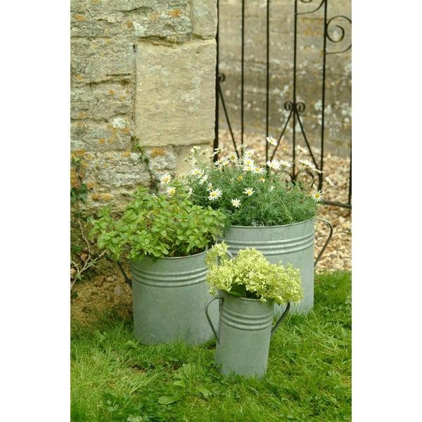 Zestaw 3 doniczek Garden Trading Planters