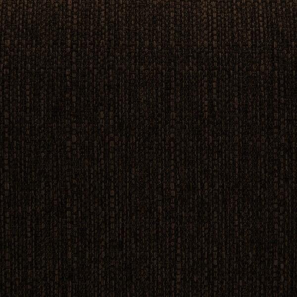 Ciemnobrązowa lewostronna sofa narożna Vivonita Milton