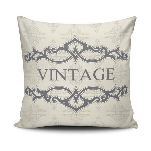 Poduszka z wypełnieniem Vintage, 45x45cm