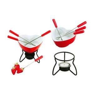 Zestaw do fondue Heart