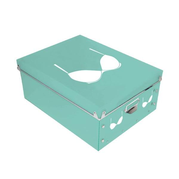 Pudełko na biustonosze Turquoise Box