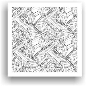 Obraz do kolorowania 71, 50x50 cm