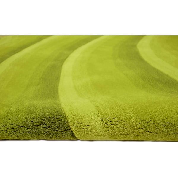 Dywan Casablanca 140x200 cm, odcienie zieleni