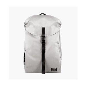 Jasnoszary plecak z materiału ripstop Sandqvist Ivan