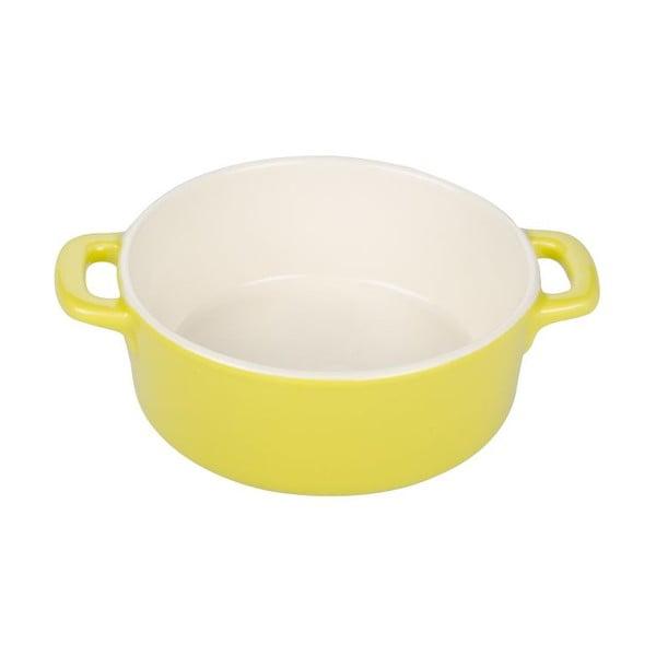 Naczynie do zapiekania Pirofila Mini Yellow