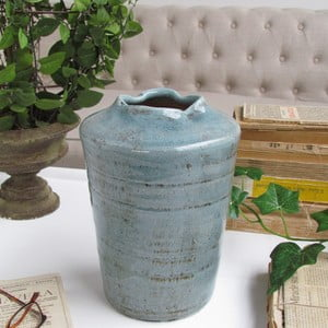Wazon Castoccio Turquoise, 16x25 cm