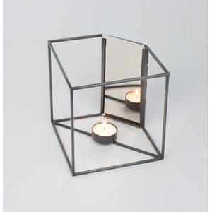 Świecznik z lusterkiem Light