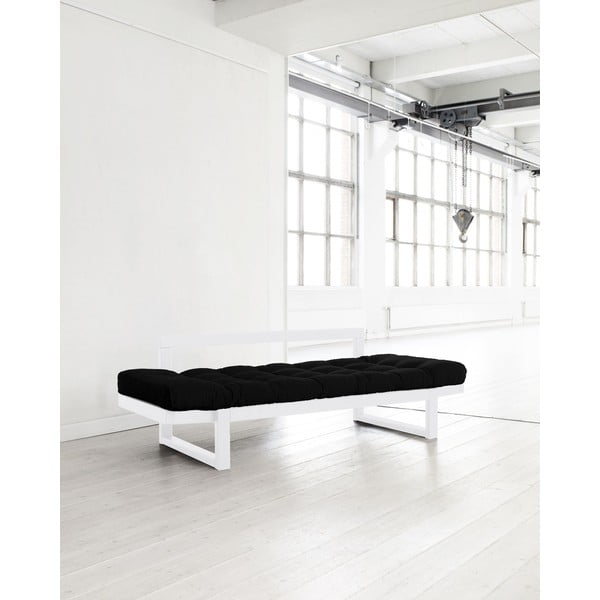 Sofa Karup Edge White/Black