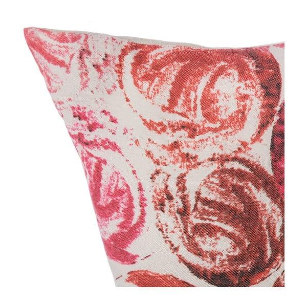 Poduszka Rose Pink, 45x45 cm