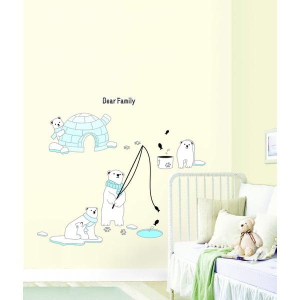 Naklejka Fanastick Polar Bear