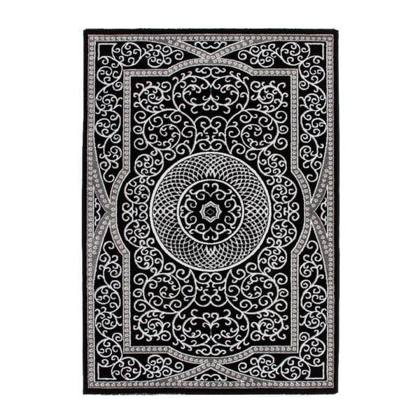 Dywan Altair 158 Black, 80x300 cm
