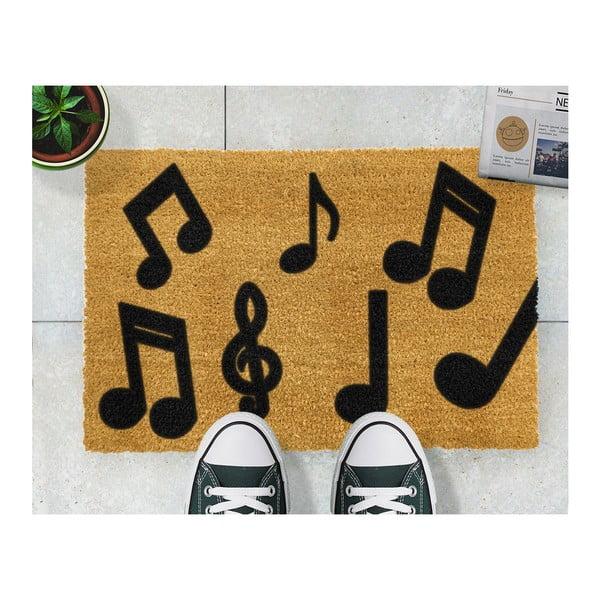 Wycieraczka Artsy Doormats Music Notes, 40x60 cm