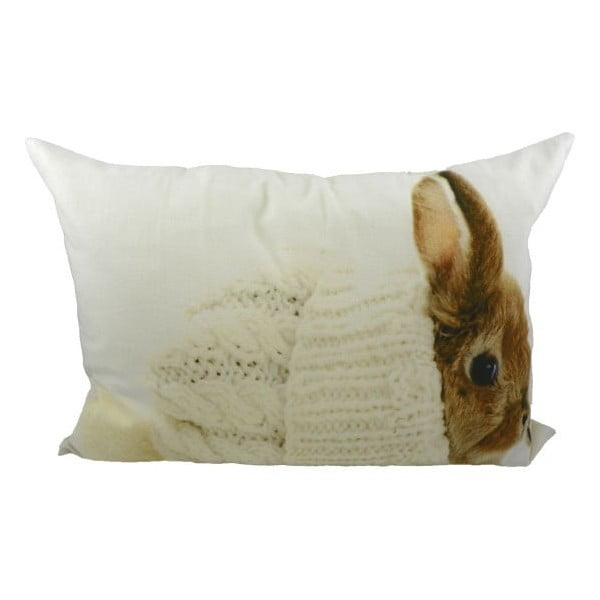 Poduszka Rabbit in Hat 50x35 cm